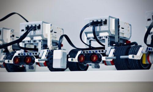 ROBOTS MOTORITZATS
