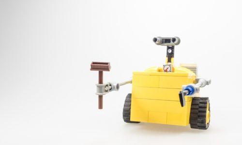 AUTÒMAT LEGO